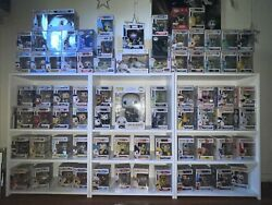 Funko Pop Lot Of 70+ Disney Harry Potter Star Wars And More