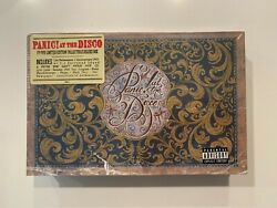 Panic At The Disco - A Fever You Canandrsquot Sweat Out Limited Edition Box Set Sealed