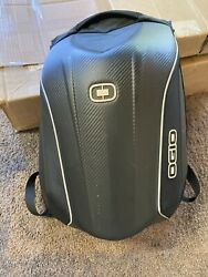 Ogio No Drag Mach 5 Stealth Motorcycle Backpack $100.00