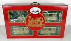 Lgb Trains G Scale 1985 Anniverary Special 20533