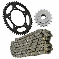 Replacement Chain And Sprocket Kit Fits Honda Cb 1300 A6 And039super Fourand039 2006-2006