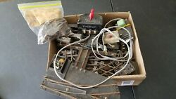 Lot Of Old Track And Other Odds And Ends Train Model