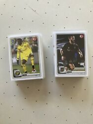 2020 Mls Soccer Bowman On Demand Complete Set 100 Cards Pr 686 Cade Cowell Rc