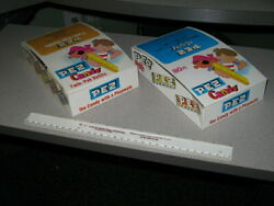 Pez 1970s Japan Pal Pirate Candy Pack Store Display Box 1 Item Right