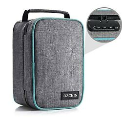 Smell Proof Bag With Combination Lock Odor Proof Stash Case Container Medicine