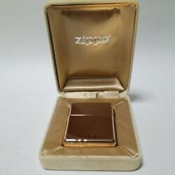 Zippo 1937 Replica High Polish Rose Gold Vintage Series Made In 1998
