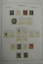 Lot 25047 Stamp Collection Great Britain And Channel Islands 1840-1994.