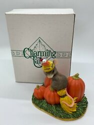 """1997 Charming Tails """"the Good Witch"""" Figurine By Fitz And Floyd Box And Numbered"""