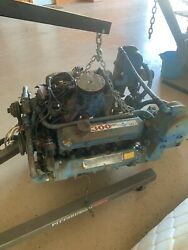 Chris Craft 427 Exhaust, Transmission, And All External Parts. Read Description