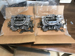 Carter 500 Cfm Competition Series 4758s 4761s Afb Carb Set Dual Quad 2x4 New