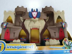 Fisher-price Imaginext Castle Lionand039s Den Brand New
