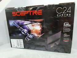 Sceptre 24-inch Curved 144hz Gaming Led Monitor C248b-144rn.