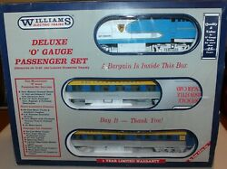 Williams Sn02sm Dandh Sharknose A-a Diesel Engines W/ 4 Scale 72' Madison Cars Ob