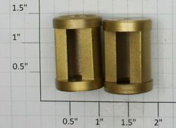 Bachmann 1600x-102 G Gold Steam Loco Cylinders Pair Of 2