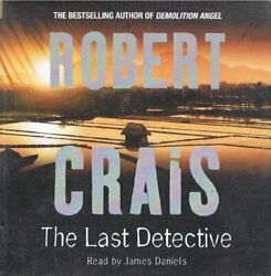 The Last Detective By Robert Crais Book The Fast Free Shipping