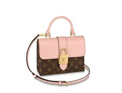 Authentic Used Louis Vuitton Locky BB Pink $1600.00