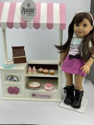 American Girl Grace 2015 Doll Of The Year Baker Queens Treasures Bakery Market