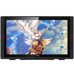 Xp-pen Artist 22r Pro Drawing Tablet Graphics Display Screen Tilt W/ Stand 8192