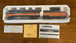 Lionel Southern Pacific Gs-2 Daylight 4-8-4 Locomotive And Tender 6-18007