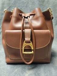 dooney bourke handbag large tote leather new with tags authentic $85.00