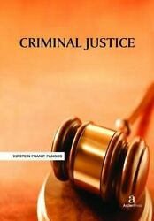 Criminal Justice By Editor New 9781680945966 Fast Free Shipping+