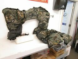 Compatible With 2002-2005 Yamaha Grizzly 660 Camo Fender Cover Kit Moose