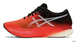 Asics Metaspeed Sky Sunrise Red Menand039s Running Shoes 1011b215-600 From Japan
