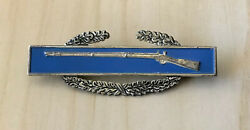 Wwii Ww2 Us Army Combat Infantry Badge Sterling