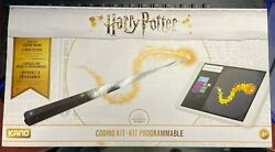 Harry Potter Kano Coding Kit - Build A Wand. Learn To Code. Make Magic Read