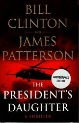 Bill Clinton And James Patterson Signed Autographed 1st Edition Book