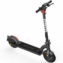 Gotrax G4 Commuting Electric Scooter - 10 Air Filled Tires - 20mph And 25 Mile...