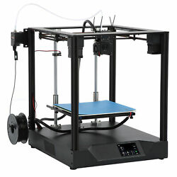 Two Trees Sapphire Pro Core 3d Printer Kit With Acrylic Shell Black