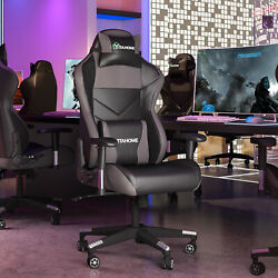 Yitahome Pu Leather Computer Gaming Chair Office Ergonomic Executive Desk Swivel