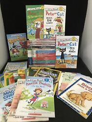 Lot 80+ Level Reader Childrens Chapter Books Level My First 1 2 And 3 Homeschool