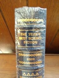 The Year's Best Science Fiction 2006 Easton Press Signed By Gene Wolfe Sealed