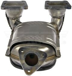 Manifold Converter - Carb Compliant - For Leg For 1995-1996 Nissan Sentra 1995