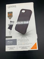 Gear4 Platoon With Holster Included Inside Case Iphone 8/7/6 💎open Box💎