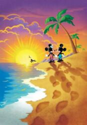 Elegant 1000 Piece Jigsaw Puzzle Twilight Rendezvous Discontinued Product 6-317