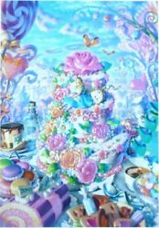 1000 Piece Jigsaw Puzzle Alice Inn Sweets Land Discontinued Products 6-317