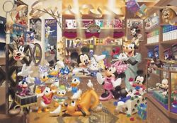 Elegant 2000 Piece Jigsaw Puzzle Magic Shop Discontinued Products 6-317