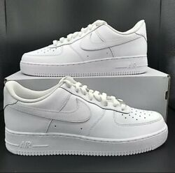 Nike Air Force 1 And03907 Low Triple Menand039s White Cw2288-111 All Sizes New
