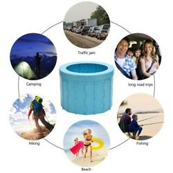 Portable Travel Folding Toilet Urinal Mobile Seat For Camping Long Hiking B1x1