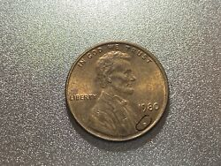 One Of A Kind 1980 D Lincoln Penny With Error
