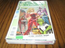 Teen Titans, New 52 Lot S 1-23, Annual 1, Futures End 1, Complete - 24