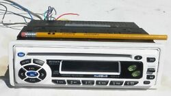 Jensen Mcd 5110 Marine Receiver Am/fm Stereo Cd Player Tested Works Perfect