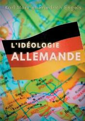 L'ideologie Allemande By Karl Marx French Paperback Book Free Shipping
