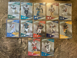 2021 Clear Vision Rookie Lot. Herbert Hurts Helaire Etc.