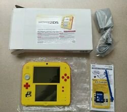 Nintendo 2ds Super Mario Maker Edition Refurbished With 4gb Sd Card