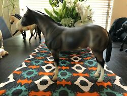 Retired Breyer Horse #1171 Paint Mare Grullo Pinto Lady Phase