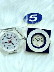 Vintage Platic Chalet Watches.swiss Made ,manual